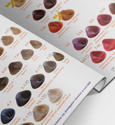 Paleta Kolorów z NHP